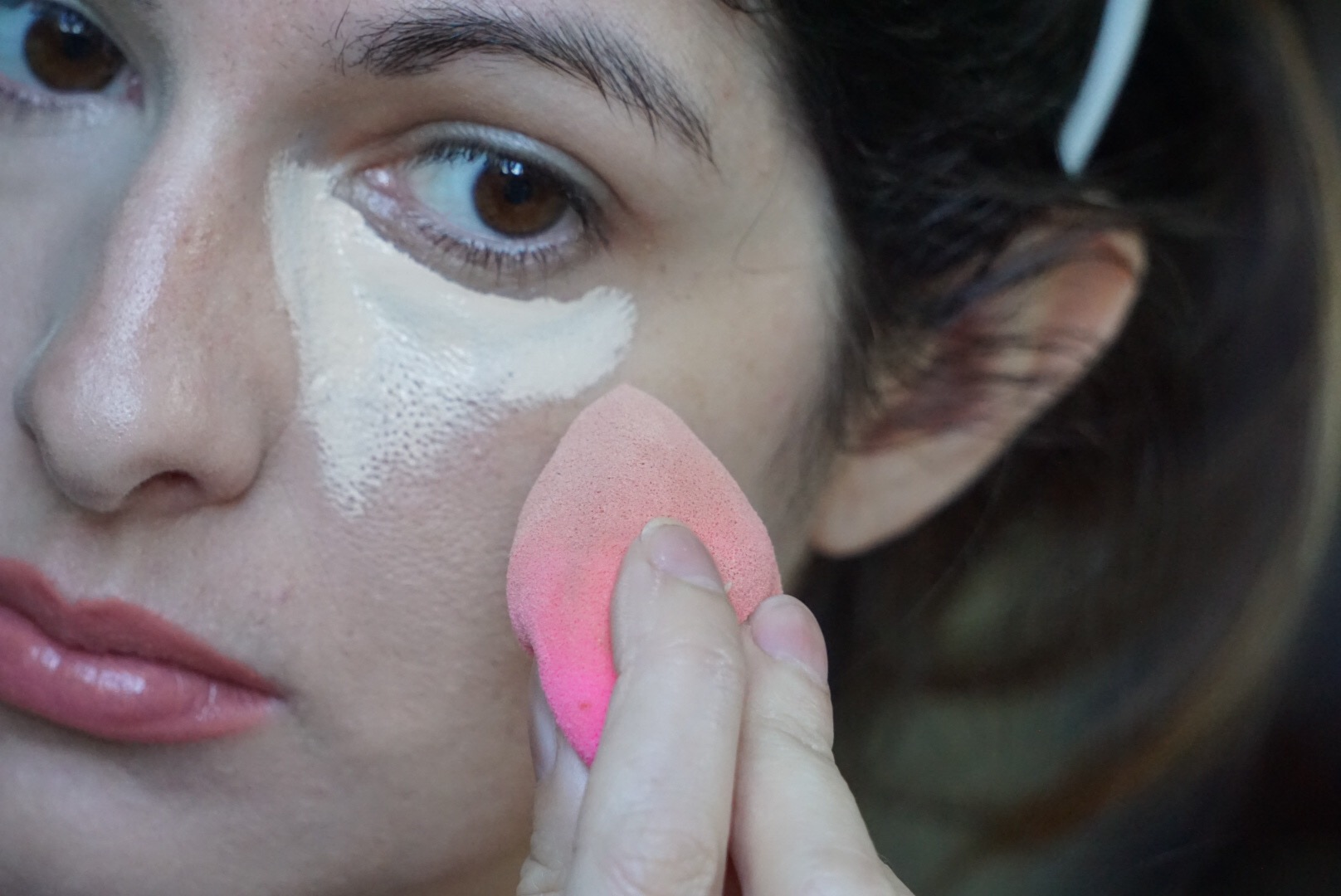 Concealer- makeup Forever- the glam ranch