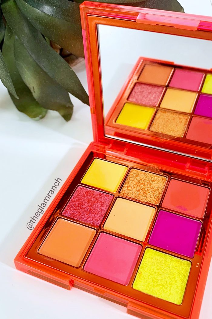 Huda Beauty Neon Obsessions Pigment Palette