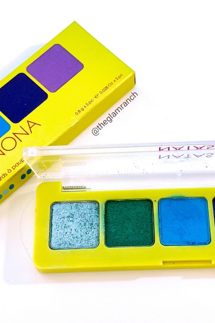 NEW! Natasha Denona Mini Tropic Palette! Try On and Thoughts