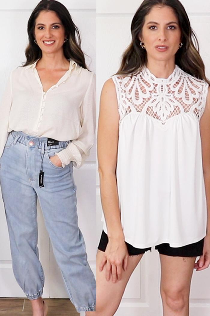 Wardrobe Essentials, Express Clothing Haul!