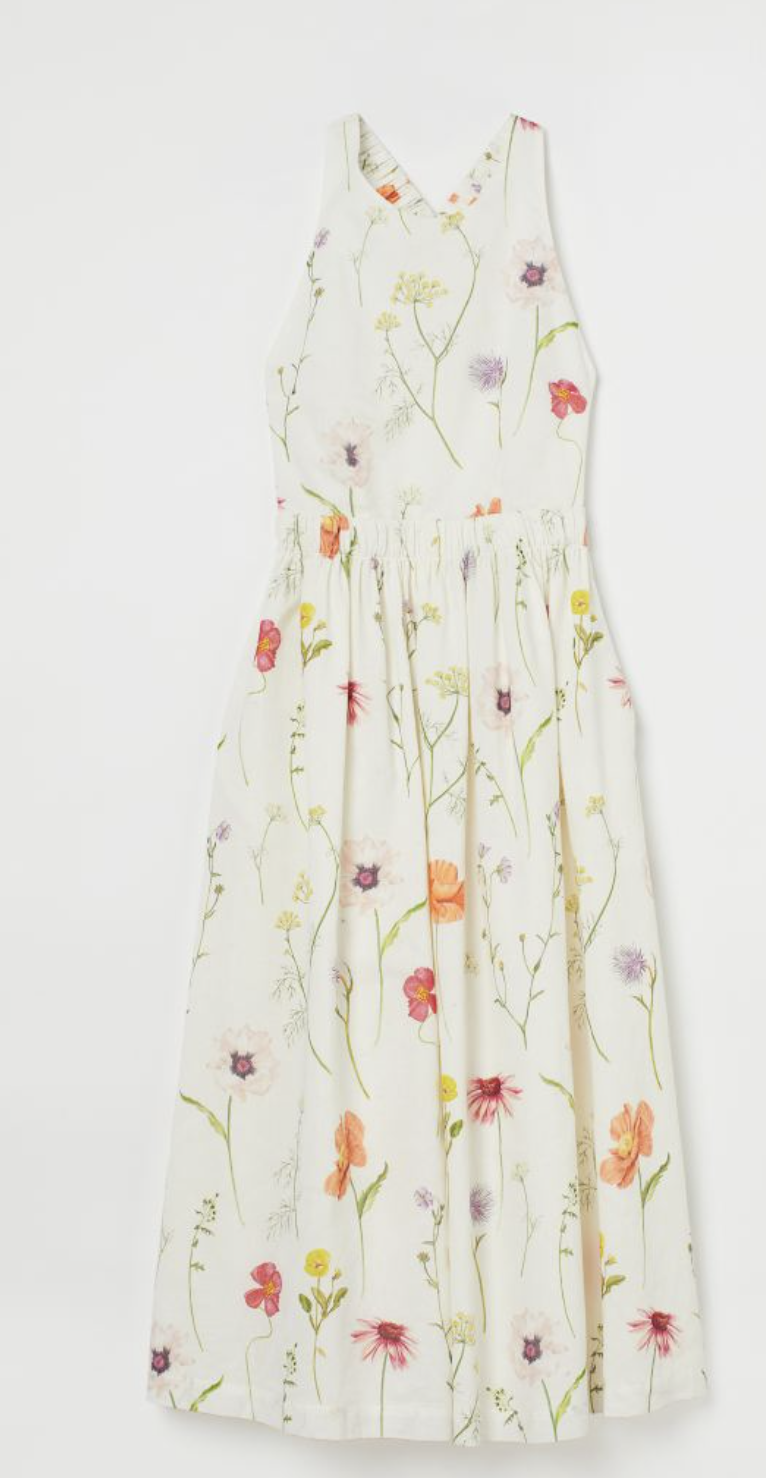 H&M a Meadow of Wildflowers